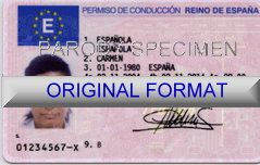 how to get an international drivers license for spain